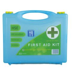 HSE Large Catering First Aid Kit In Eclipse Box 1-50 Persons