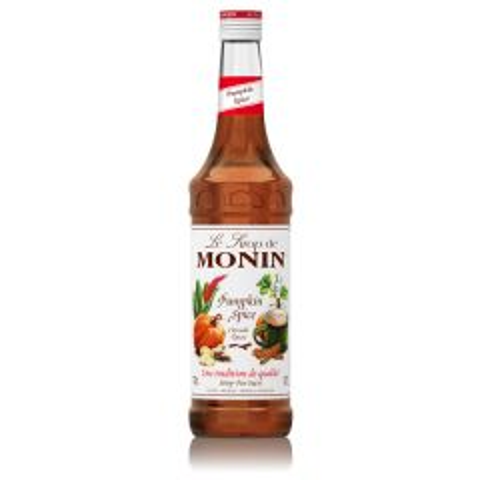 Monin Syrup Pumpkin Spice 70cl