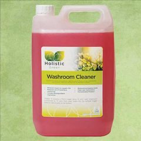 Holistic Green Washroom Cleaner Concentrate 5Ltr