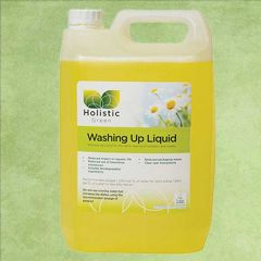 Holistic Green Washing Up Liquid Concentrate 5Ltr