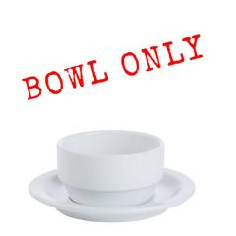 "Porcelite Prestige Soup Bowl 4""/ 10cm"
