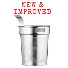 Price & Kensington Stainless Steel 'New & Improved' 6 & 10 Cup Teapot Filter