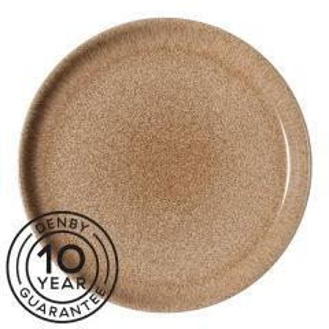 "Denby Studio Craft Elm Coupe Dinner Plate 10.25"" / 26cm"