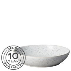 "Denby Studio Blue Chalk Pasta Bowl 8.7"" / 22cm"