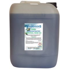 Arma Concentrated Rinse Aid 20Ltr