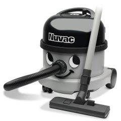 Numatic Commercial 'Henry' Grey & Black Vacuum Cleaner 9 Ltr Capacity