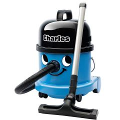Numatic Commercial 'Charles' Wet or Dry Vacuum Cleaner 9 Ltr Wet / 15Ltr Dry Capacity