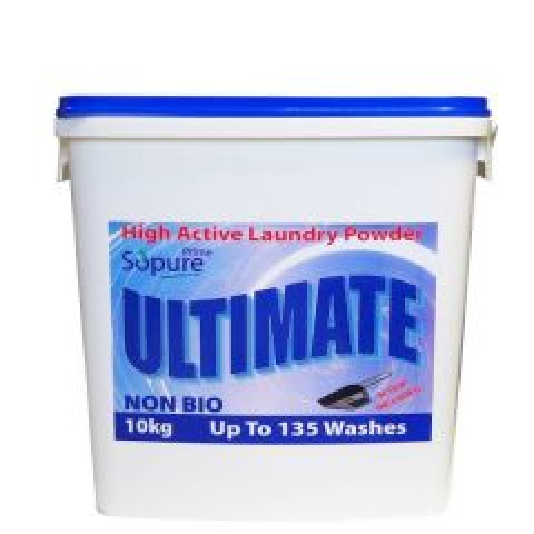 SoPure Non-Biological Washing Powder 10kg