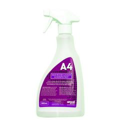 Empty Trigger Bottle for Arpal A4 Hard Surface Cleaner 500ml