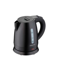 Emberton Guilford Black Cordless Hotel Kettle 0.8 Litre