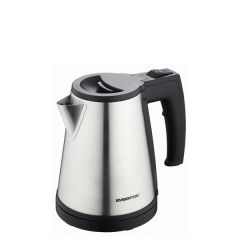 Emberton Malvern Brushed Stainless Steel Cordless Hotel Kettle 0.5 Litre