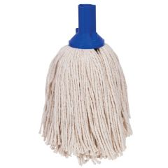 Blue Socket Cotton Yarn Mop Head 9oz / 250g