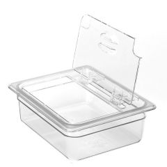 Cambro Clear Polycarbonate Gastronorm Flip Lid 1/3