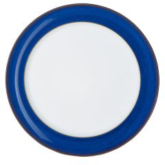"""Denby Imperial Blue Extra Large Plate 12"""" / 30.5cm"""