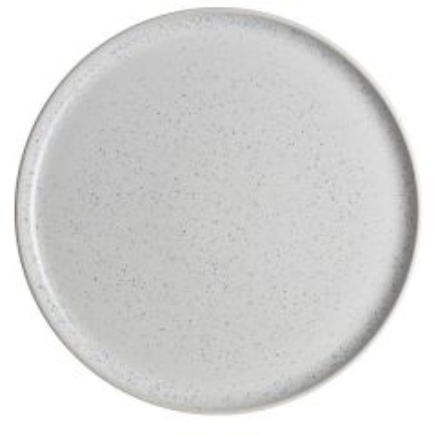 """Denby Studio Blue Chalk Round Platter 12.5"""" / 31cm"""