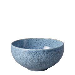 "Denby Studio Blue Flint Ramen / Large Noodle Bowl 6.8"" / 17.5cm"
