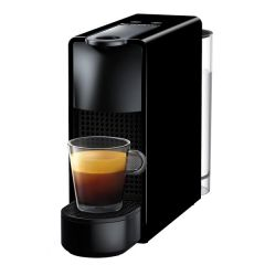 Nespresso by Krups Black Mini Essenza Coffee Machine 0.6Ltr / 19 Bar