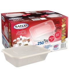 Satco Takeaway Container 500ml