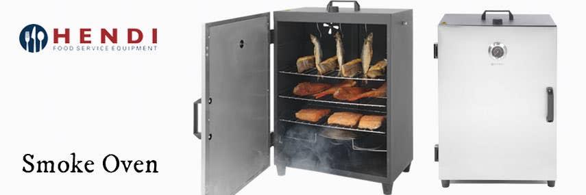 Hendi Electric Smoke Oven