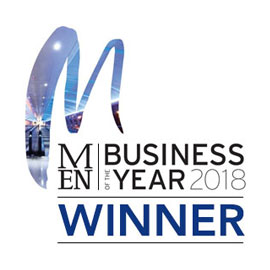 Manchester Evening News Business Award Winners 2018