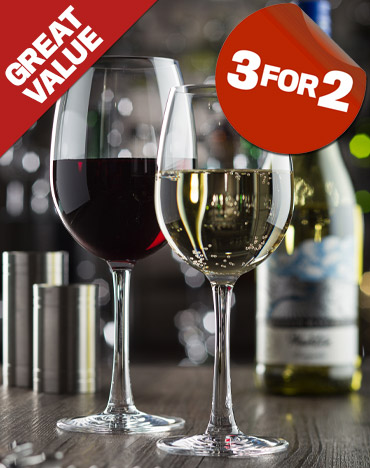 Amazing Prices on Reserva Premium Wine Glasses from Stephensons Catering Suppliers