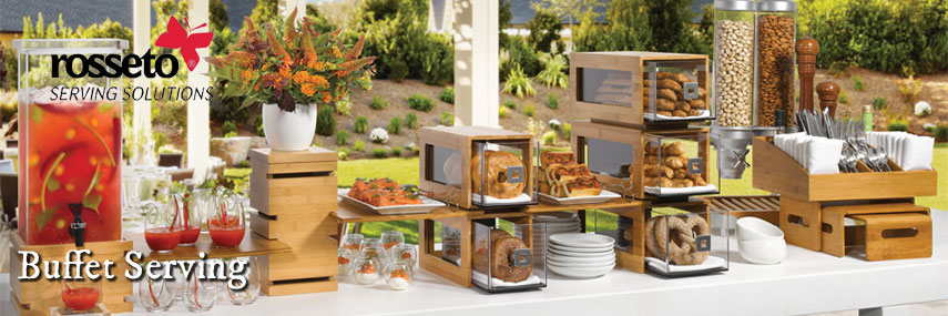 Rosseto Buffet Serving Solutions