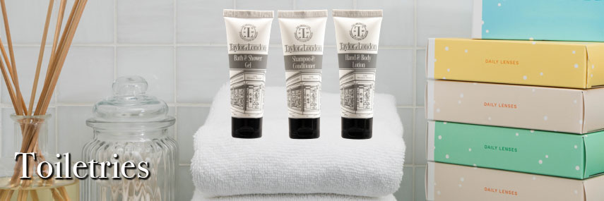 Housekeeping Hotel Toiletries