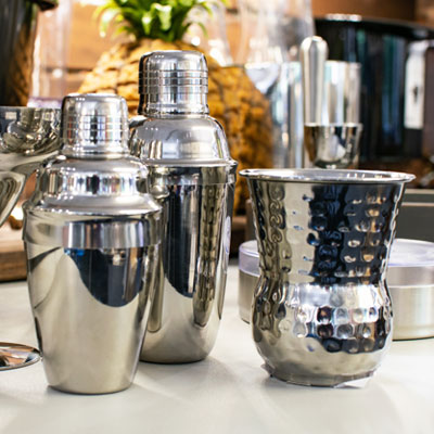 See our wide range of barware options and find the right solution for you
