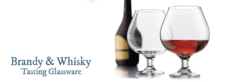 Brandy & Whisky Tasting Glassware from Stephensons Catering Suppliers